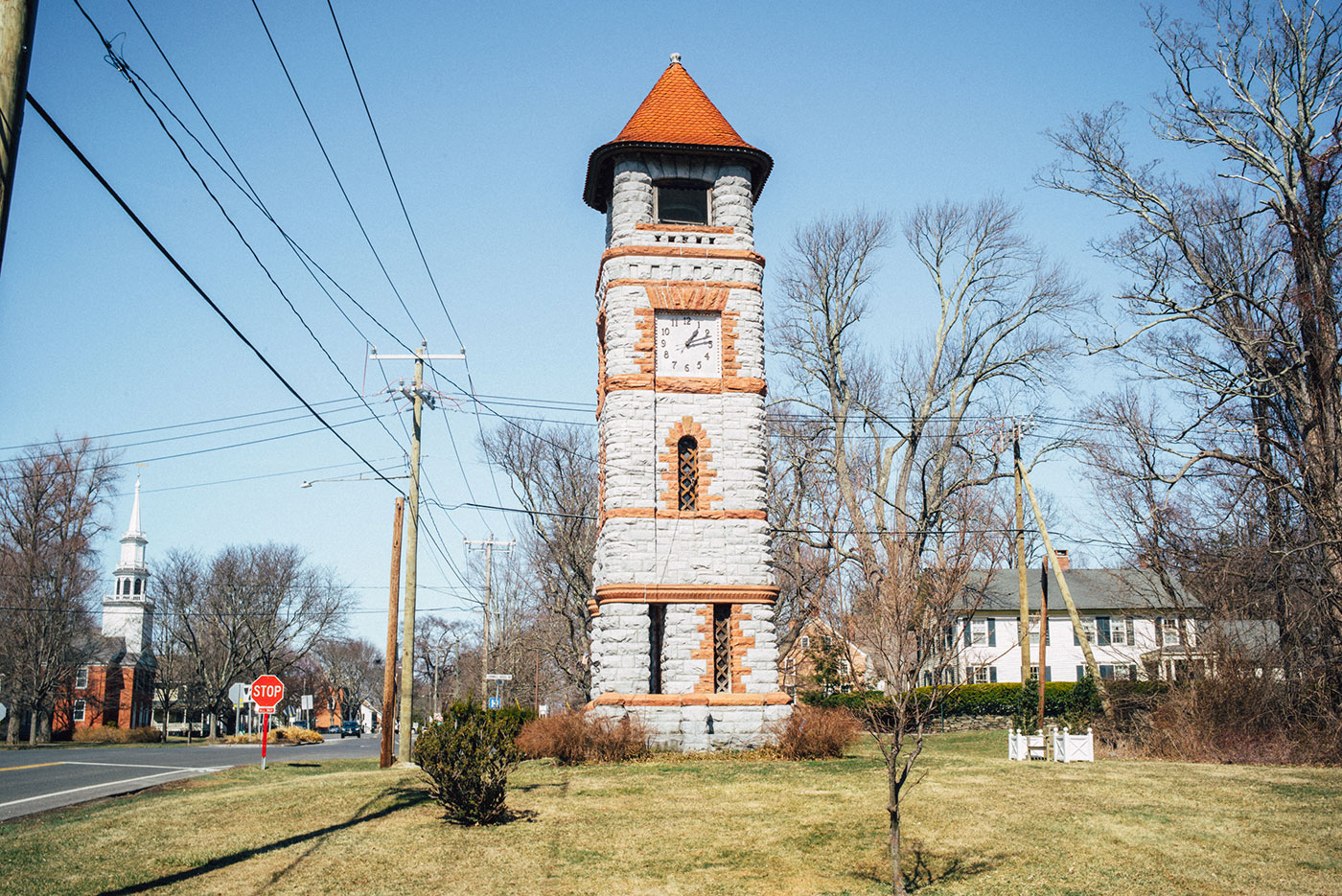 The Historic District Commission helps maintain the historical and architectural integrity